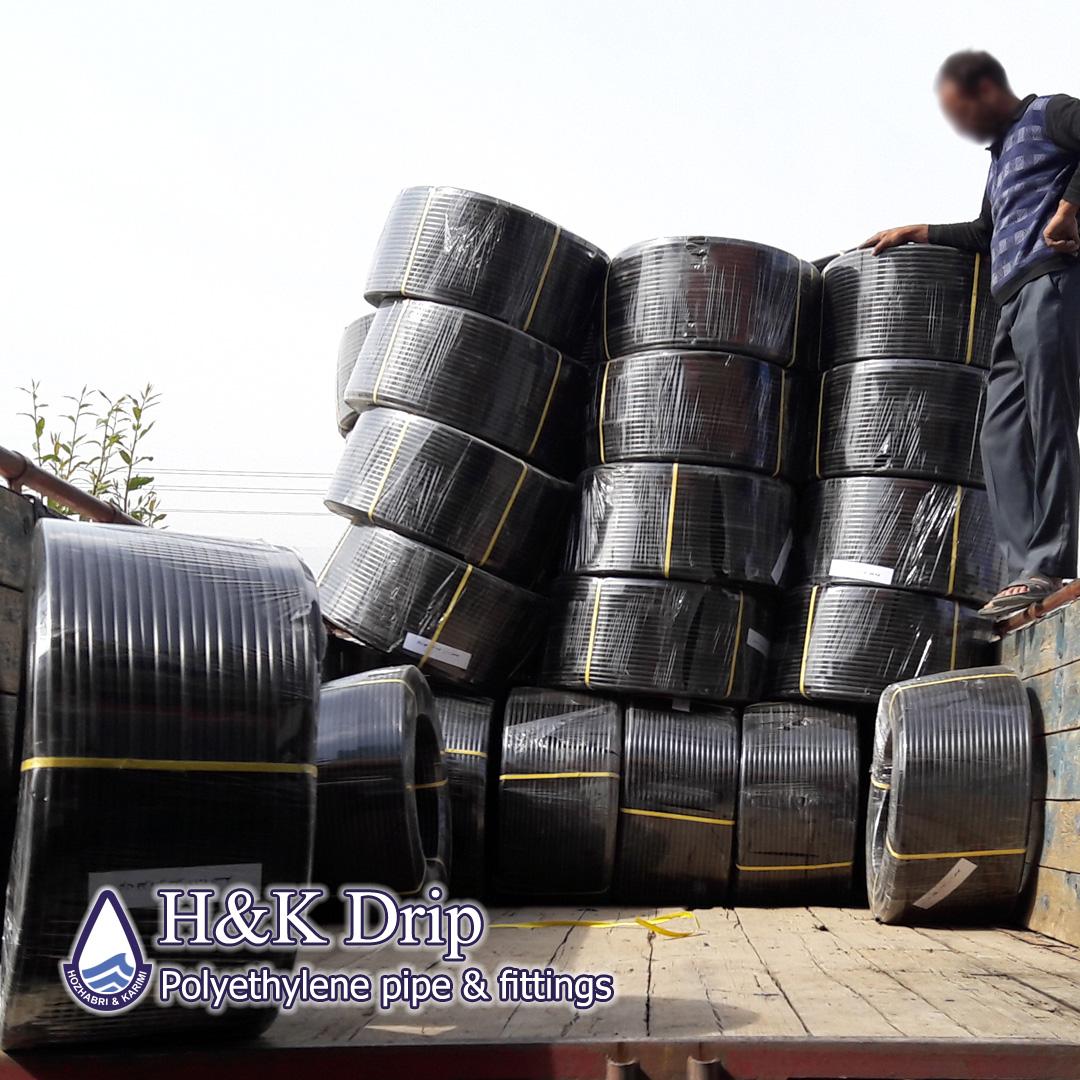 تجهیزات آبیاری کشاورزی HK Drip